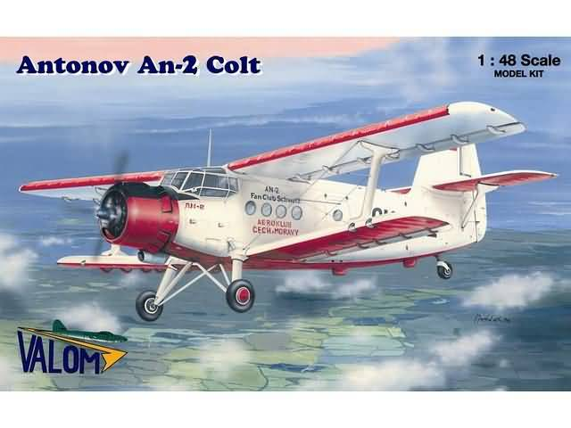 Antonov An-2 Colt (civil version)