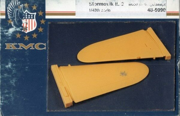 Stormovik IL-2 Wooden Wings [Swept]