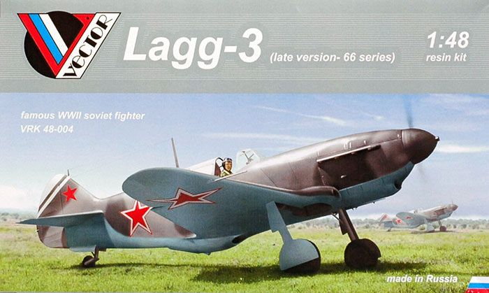 Lagg-3 Late version - 66 series